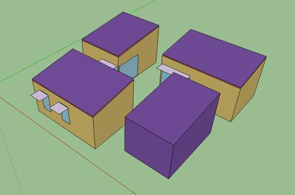 Fase de diseño: simulación energética con energyplus