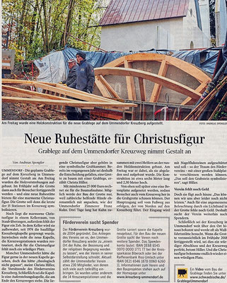 11. November 2017 - Artikel in der SZ
