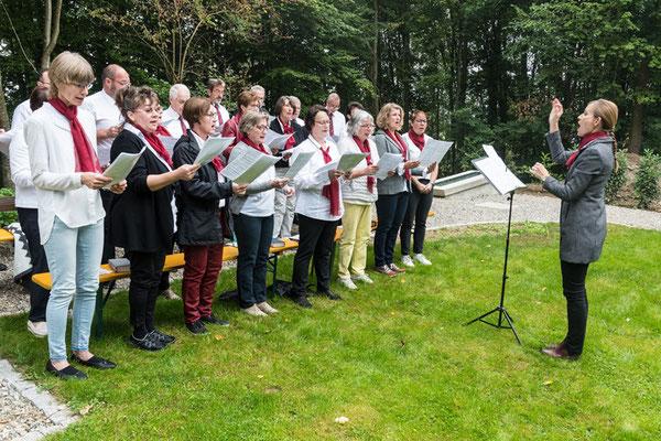 Kirchenchor, Leitung Aline Ehrig-Metz