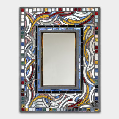 Spiegelmosaik Spiegel
