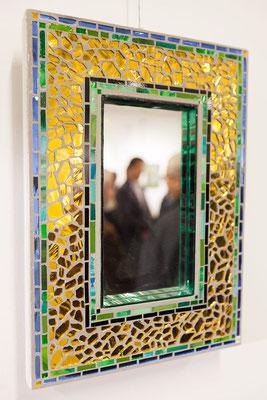 Spiegelmosaik Spiegel Franz Heili