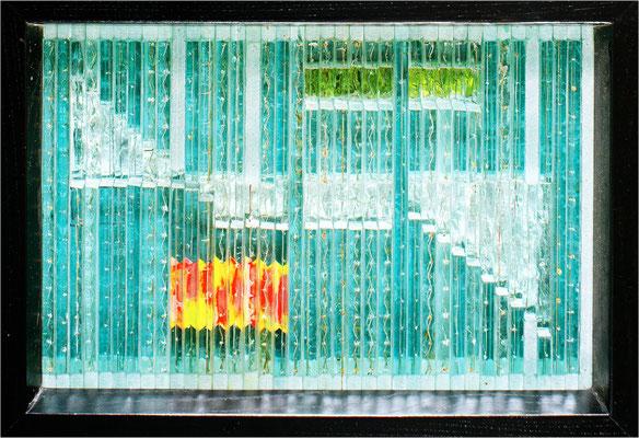 Glasmosaik Franz Heili