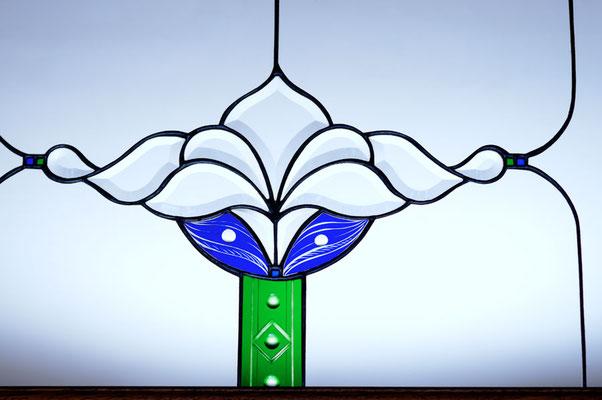 Kunstverglasung Tiffany Fensterverglasung Franz Heili