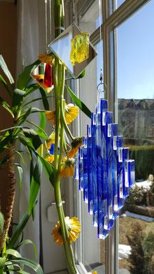 Baumspiegel, Spiegelmobile, Spiegel, Glasbocken, Ideen aus Glas