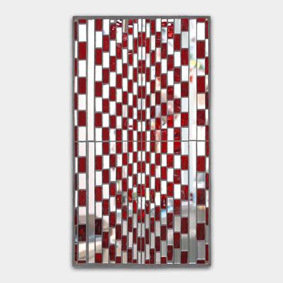 Spiegelmosaik Franz Heili