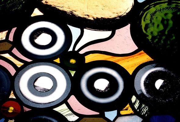 Glaskunst Linsenschliff Franz Heili