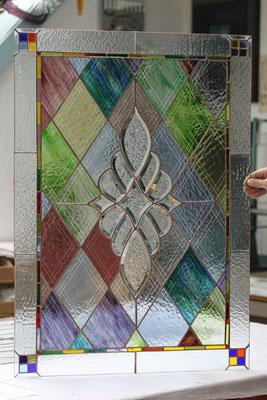 Kunstverglasung Fenster