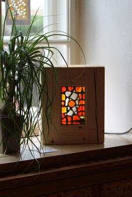 Glaskunst Holz Franz Heili