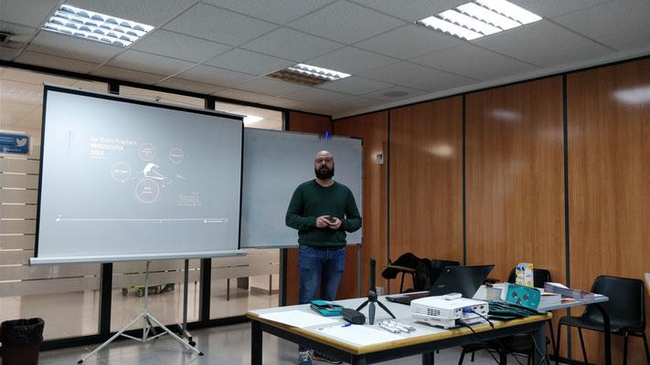 Jordi García, DRONE PROJECTS
