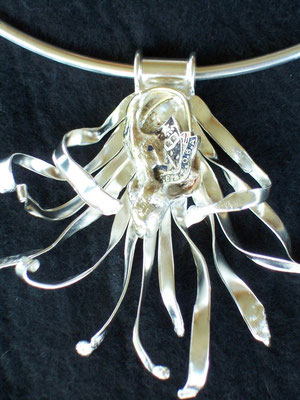 """""""Octapussy"""" - Sterling Silver"""