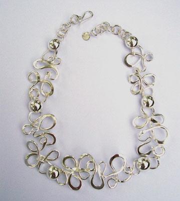 Much Goodness, Such Gladness - Sterling Silver
