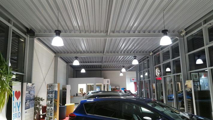 LED iBAY Prisma Autohaus