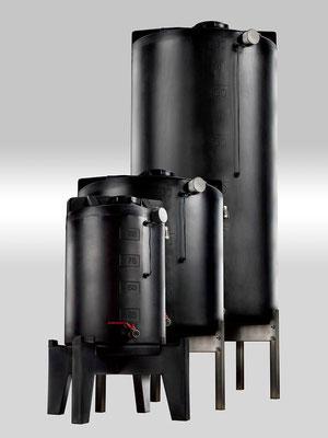 Wassertank 125l, 300l, 600l;