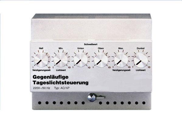 AQ Tageslichtsteuerung (umgekehrt proportional) - Konstantlichtregelung 0-10V