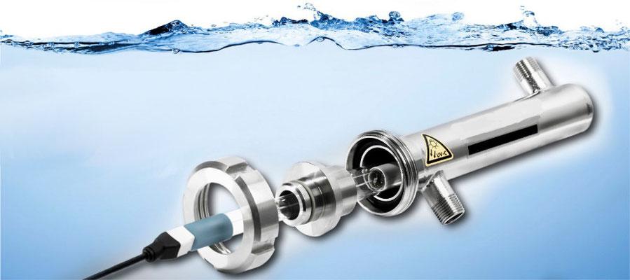 Wasseraufbereitung Zubehör