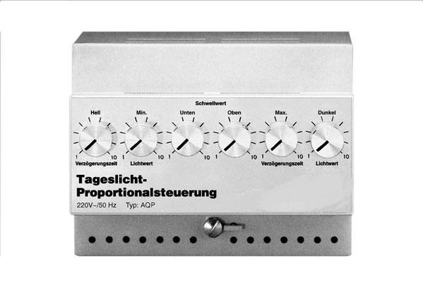 AQ Tageslichtsteuerung (proportional) - Konstantlichtregelung 0-10V