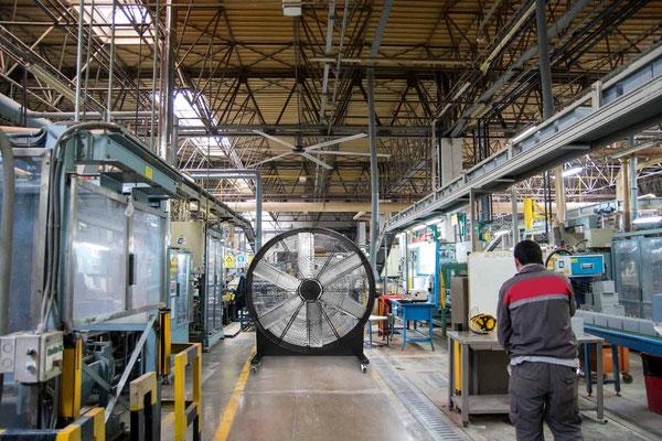 Rotasystem Profan Jumbo - Industrie