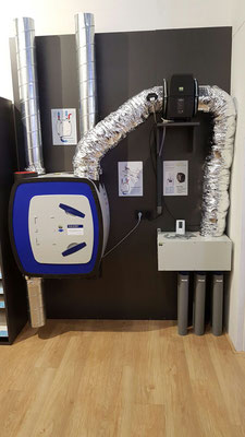 Homevap Installation