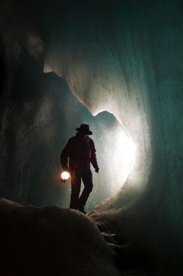 Die Eishöhlenwelt in Oberösterreich