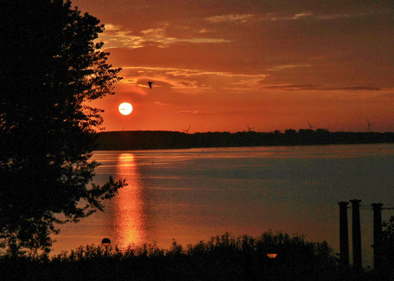 Sonnenuntergang am Gooimeer