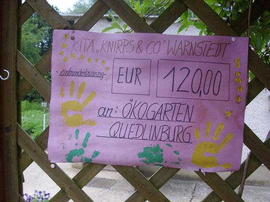 """KITA """"KNIRPS&CO"""" Warnstedt"""