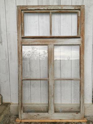Windschutz Gartenfenster Nr 4 Vorderseite
