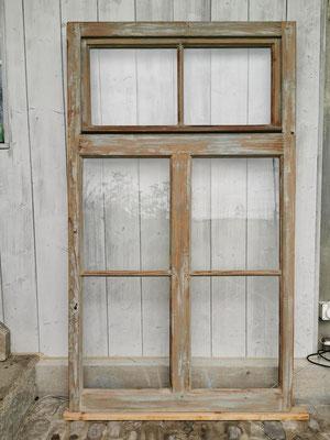 Windschutz Gartenfenster Nr 5 Vorderseite