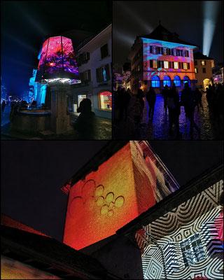 Festival de la lumière Morat 2020