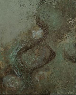 mysteriös 40 x 50 x 2 cm