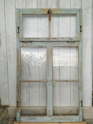 Windschutz Gartenfenster Nr 4 Rückseite