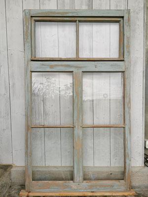 Windschutz Gartenfenster Nr 2 Vorderseite