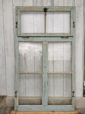 Windschutz Gartenfenster Nr 2 Rückseite