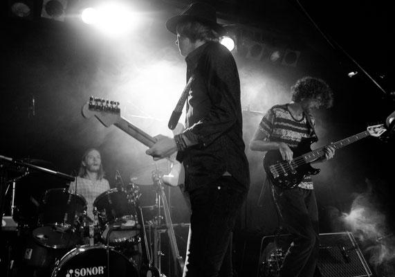 The Men So Far // Band aus Murnau