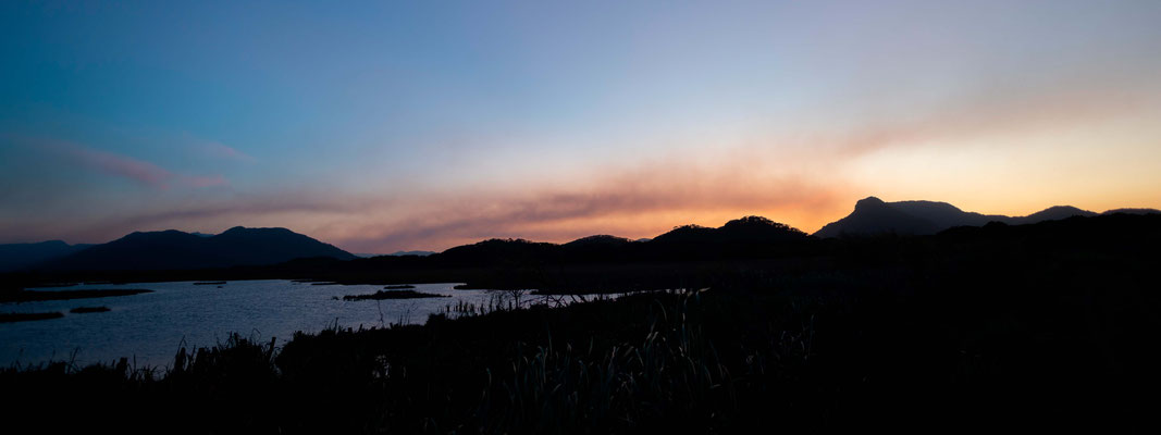 Our last sunset in Rancho Humo