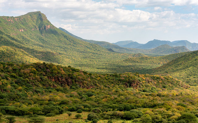 Autre vue de cette magnifique région frontalière.