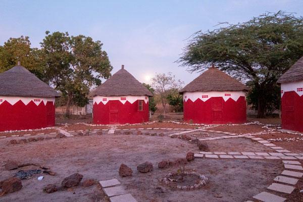 Campement de Fagaru, chez Birame.