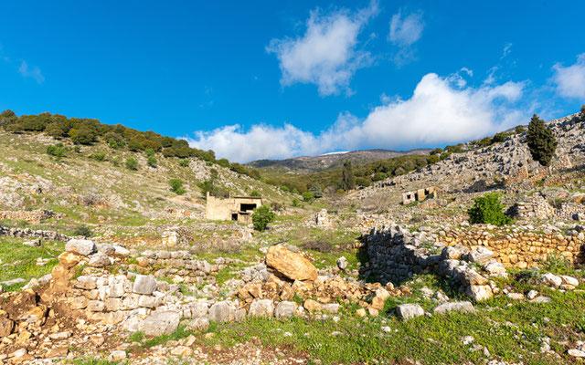 The old village of Aammiq