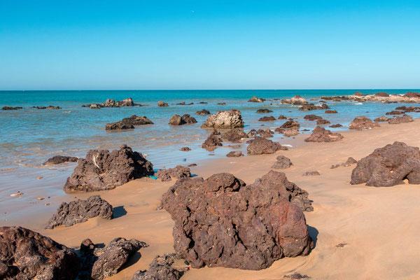 Popenguine beach