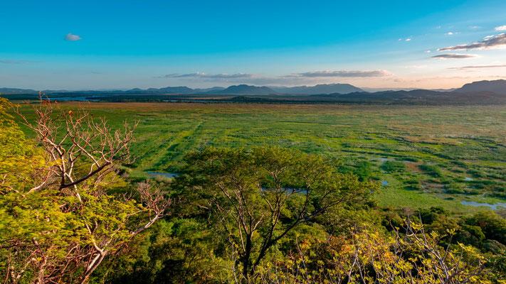 """View from the """"Mirador de la Roca"""", Palo Verde"""