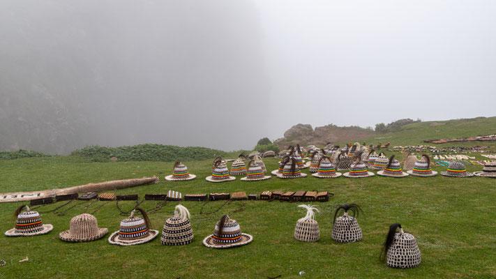 Craftsmen of the Ankober mountains