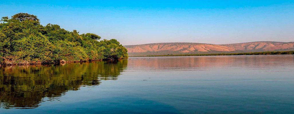 Mburo lake