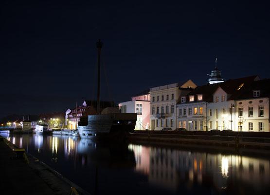 """2015 Ueckermünde - die """"Ucra"""" ist in Ueckermünde angekommen"""