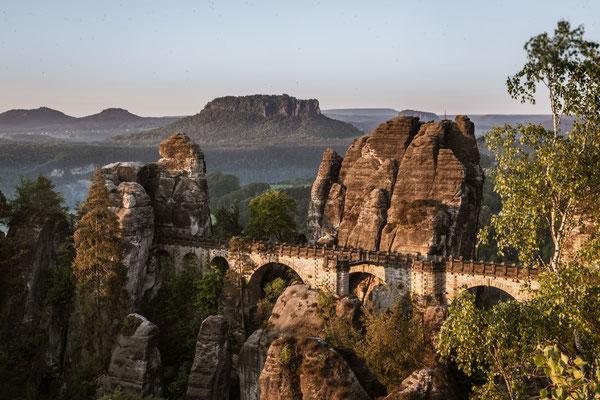 2018 Bastei - Für dieses Bild lohnt sich das frühe Aufstehen