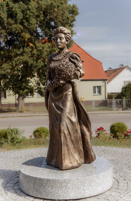 Elizabeth von Arnim in Buk (Boek)
