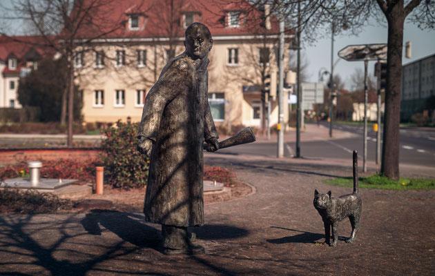 Nachtwächter Bartelt in Löcknitz