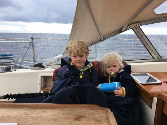 Hörbuch auf den letzten Seemeilen vor dem sicheren ruhigen Hafen