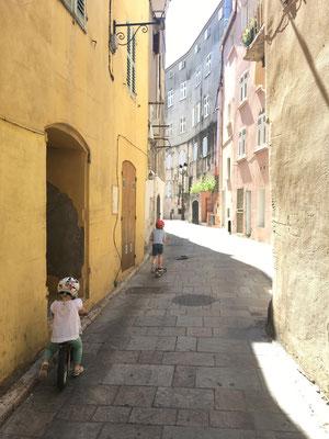 Tour durch die Altstadt von Saint Florent