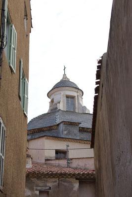 Die Altstadt von Calvi