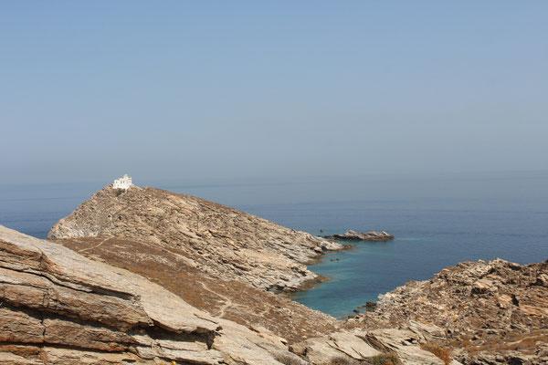 Nordspitze von Paros