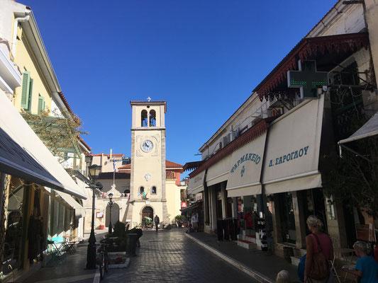 Stadtausflug nach Preveza